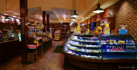 Old Firehall Confectionery: Ultimate Chocolate Desserts Store