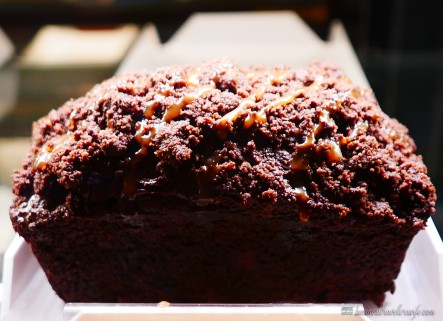 Old Firehall Confectionery: Ultimate Chocolate Desserts Store Chocolate Banana Loaf