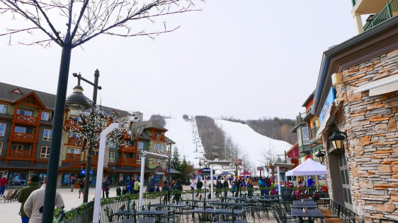 Winter Activities at Blue Mountain Resort