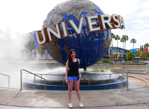 visiting universal studios orlando - Iconic Universal Globe